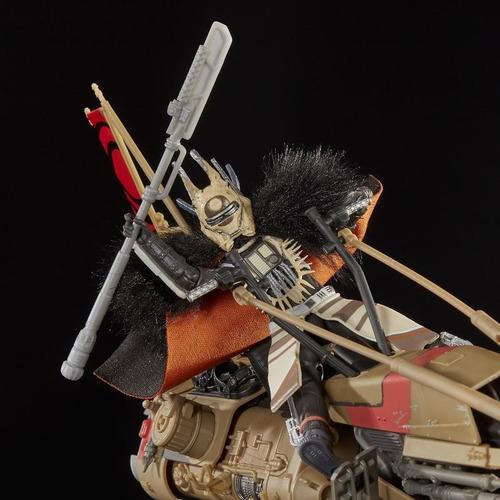 figura enfys nest & swoop bike the black series star wars
