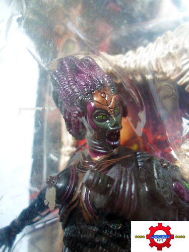 figura eve - species 2 - movie maniacs - mcfarlane toys