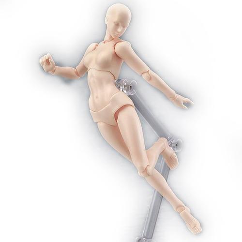 figura figma hombre o mujer articulada 13 cm