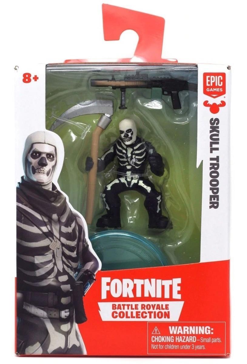 Figura Fortnite Battle Royale Collection Skull Trooper