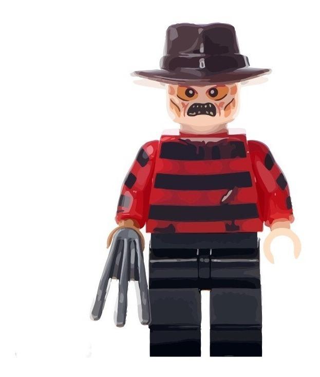 Freddy Krueger Lego