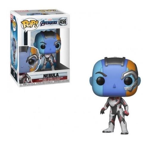 figura funko juguetes avengers endgame marvel nebula