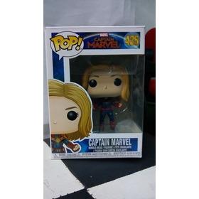 Figura Funko Pop! # 425 Captain Marvel Common Marvel
