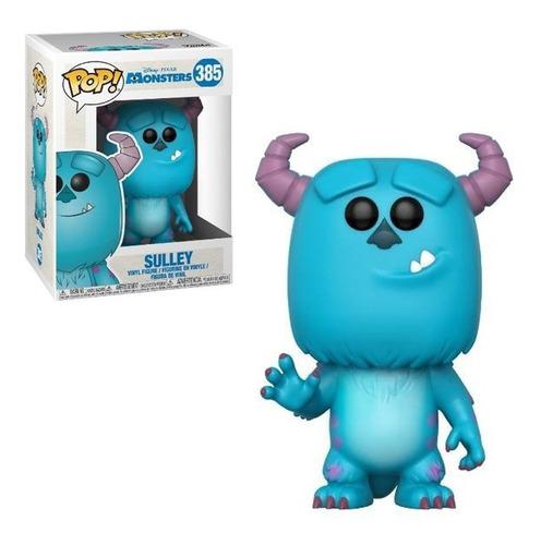 figura funko pop 385 sulley - monsters inc oferta!