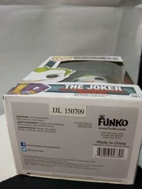figura funko pop! # 53 the joker batman arkham asylum heroes