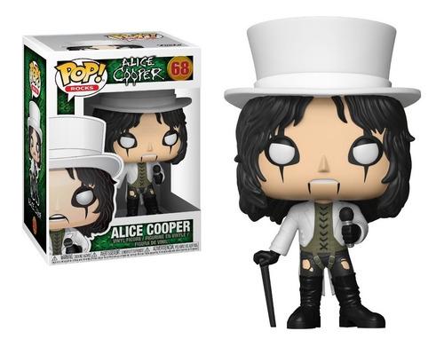 figura funko pop alice cooper