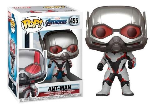 figura funko pop, ant man - avengers 455