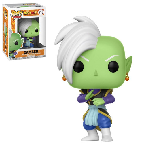 figura funko pop dragon ball - zamasu 316