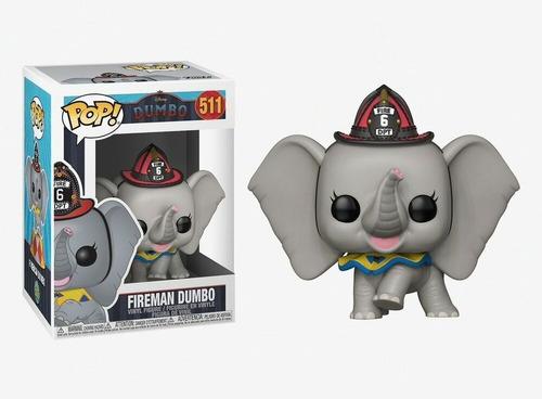 figura funko pop dumbo fireman dumbo #511