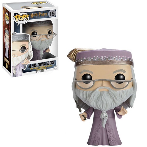 figura funko pop harry potter - dumbledore 15