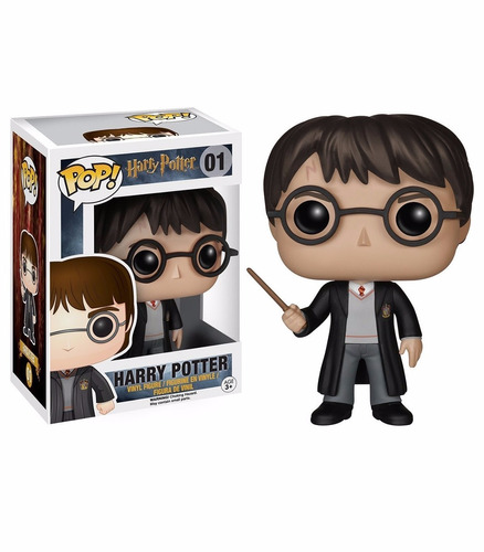 figura funko pop harry potter original inc iva y garantia