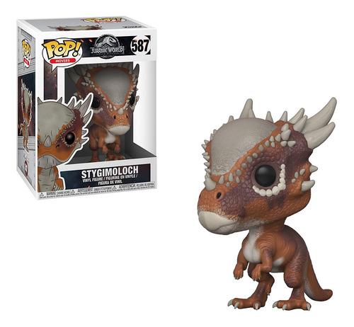 figura funko pop jurassic world 2 - stygimoloch 587
