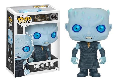 figura funko pop! tv: game of thrones - night king