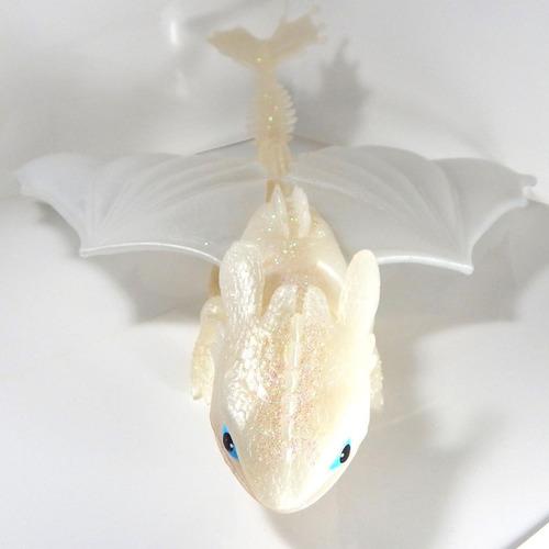 figura furia luminosa como entrenar dragon 48cm envio gratis