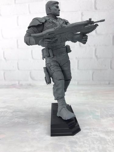 figura gears of war 4 (exclusiva)