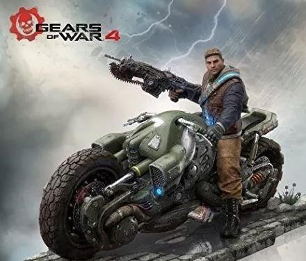 figura  gears of war 4 moto