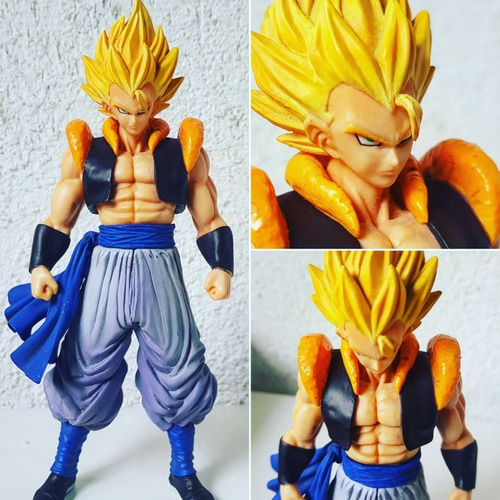 figura goheta 20 centimetros dragon ball z