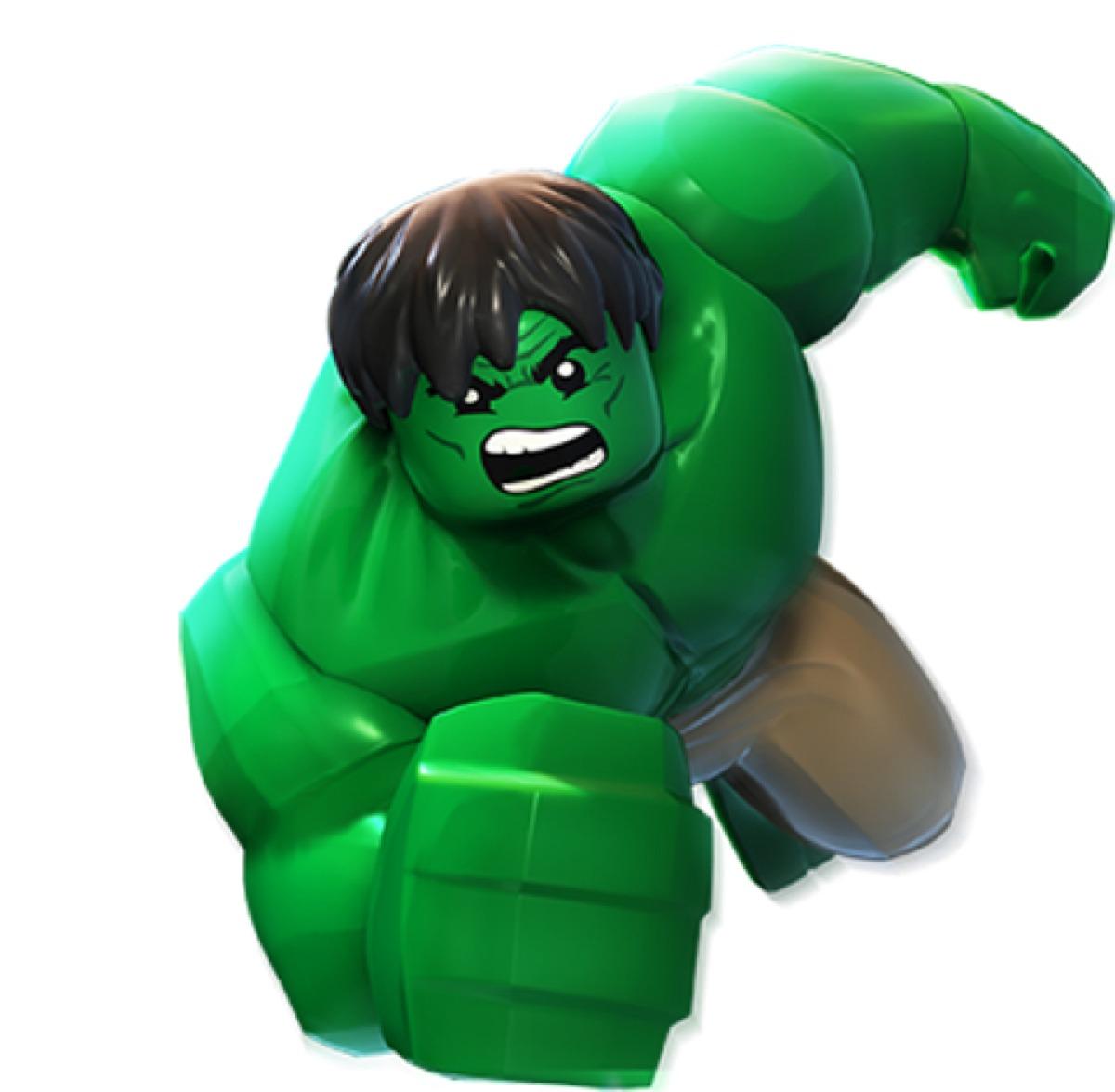 Figura Grandes Lego Tipo Marvel Dc Comic 3 500 En