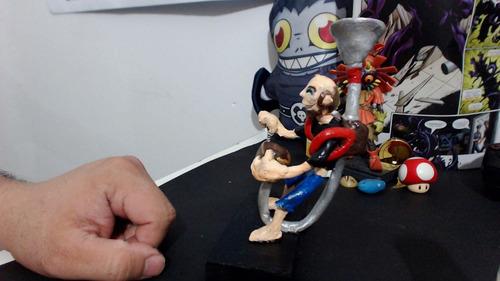figura guru guru zelda majora mask porcelana fria