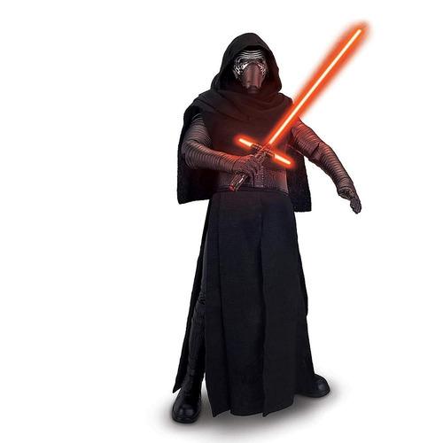 figura interactiva animatronica star wars kylo ren (9922)