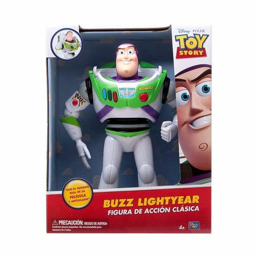 figura interactiva toy story buzz lightyear (1167)