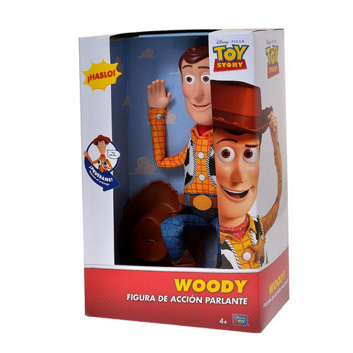 figura interactiva toy story woody (1168)