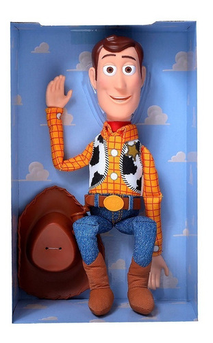 figura interactiva toy story woody (1168)