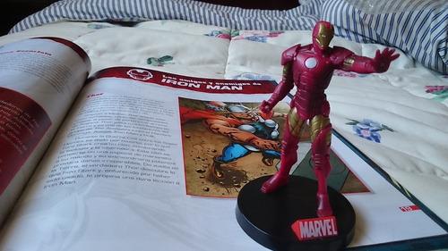 figura iron man marvel