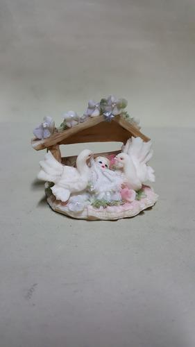 figura italiana montefiori marmolina palomas y bebe