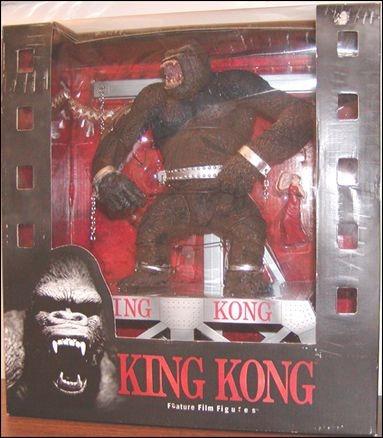 figura king kong vintage mc farlane