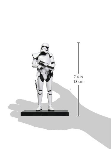 figura kotobukiya star wars force awakens stormtrooper