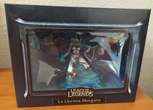 figura la llorona morgana , league of legends, nunca abierta
