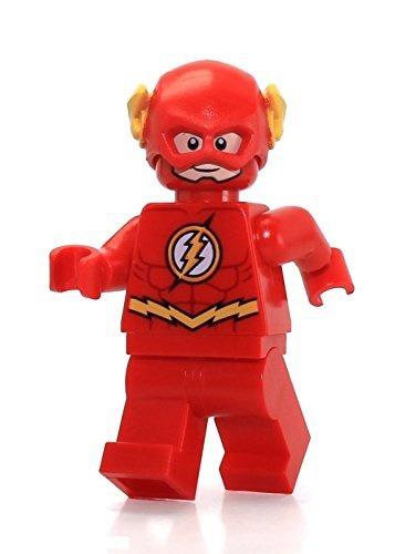 figura lego batman dc super heroes the flash minifigure 2014