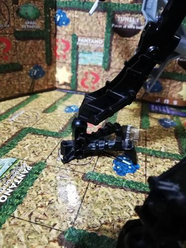 figura lego bionicle phantoka chirox usado model 8693