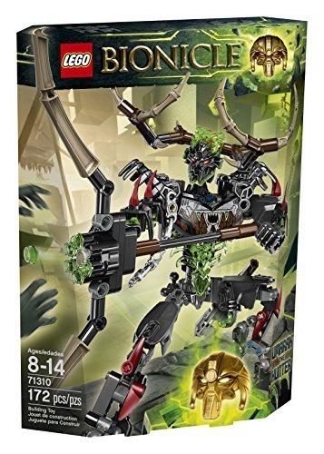 figura lego bionicle umarak the hunter 71310