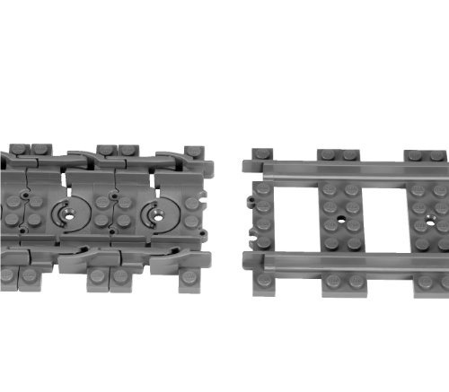 figura lego city 7499 flexible tracks set