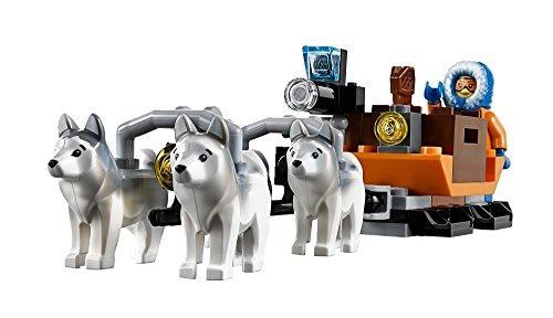 figura lego city arctic helicrane 60034 building toy
