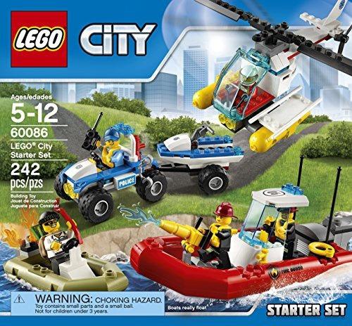 figura lego city town starter set