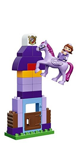 figura lego duplo disney sofia the first royal stable 10594