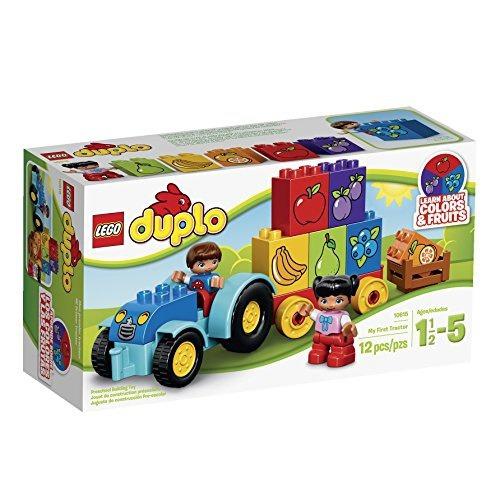 figura lego duplo my first tractor 10615