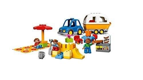figura lego duplo town 10602 camping adventure building kit