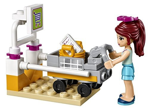 figura lego friends heartlake supermarket 41118