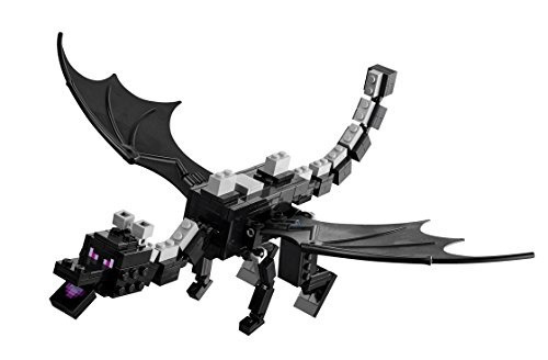 figura lego minecraft 21117 the ender dragon