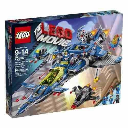 figura lego movie 70816 benny spaceship spaceship