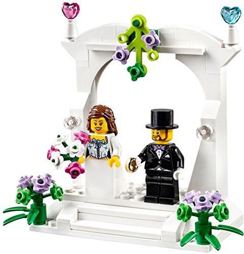 figura lego wedding favor set 40165