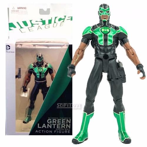 figura linterna verde dc comic dc collectibles 16cm
