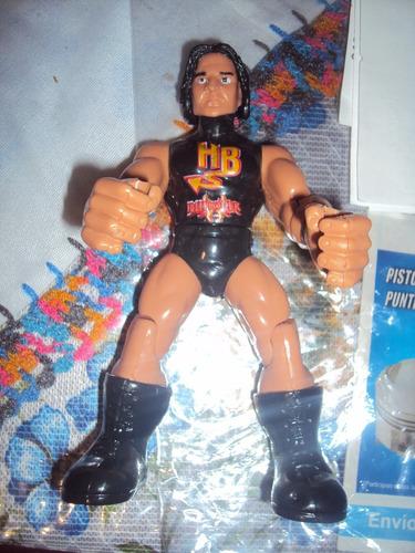 figura luchador mexicano cybernetico muñeco patones lucha li