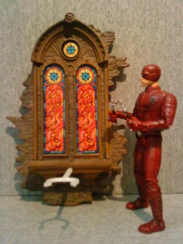 figura marvel legends daredevil universe dc classics muñeco