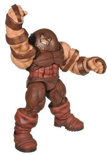 figura marvel select juggernaut