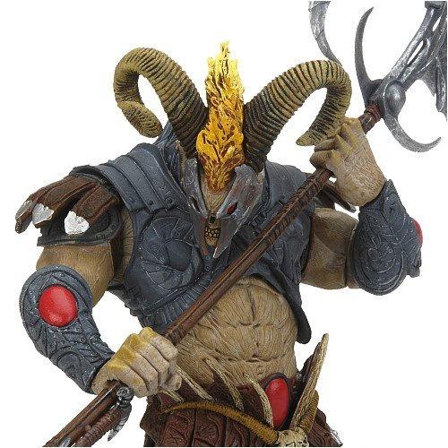 figura mcfarlane aries warriors of the zodiac